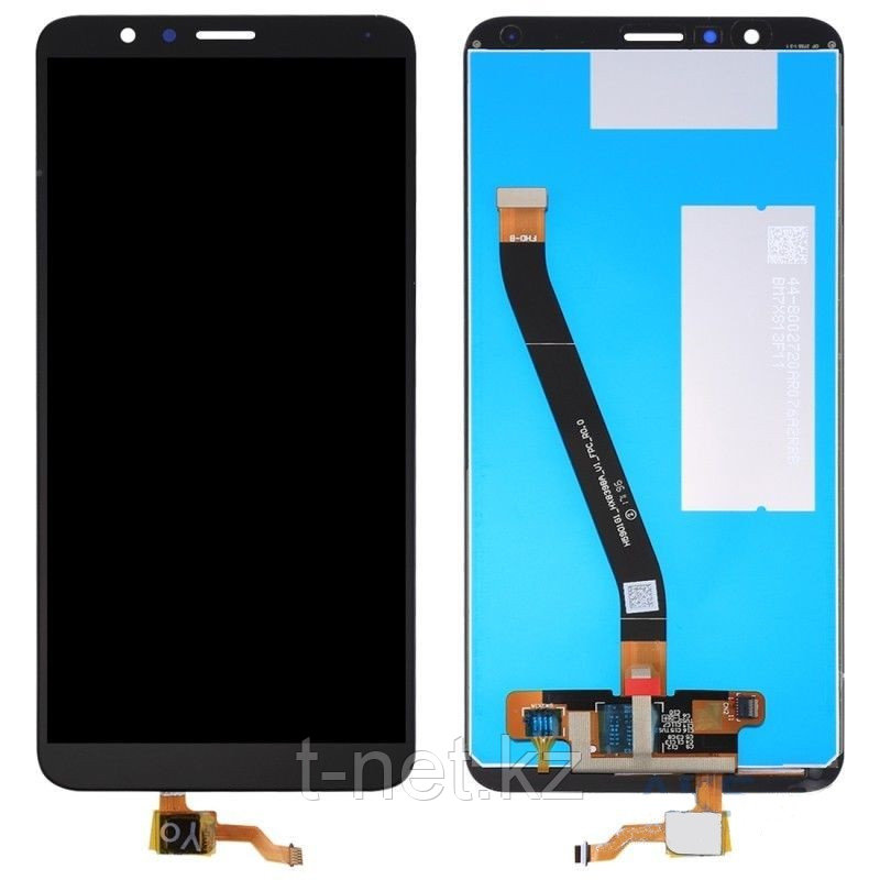 Дисплей Huawei Honor 7x BND-l21 с сенсором цвет черный