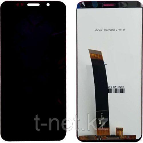 Дисплей Huawei Y5 Prime 2018 DRA- LX2 с сенсором цвет черный