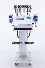 Аппарат 6 в 1 для коррекции фигуры с лазерным липолизом