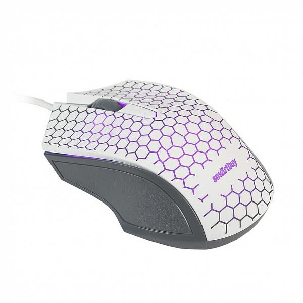 Мышь проводная с подсветкой Smartbuy ONE 334