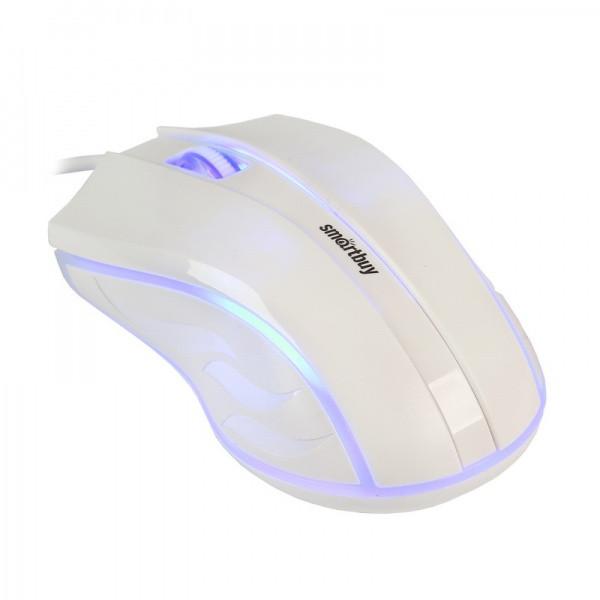 Мышь проводная с подсветкой Smartbuy ONE 338