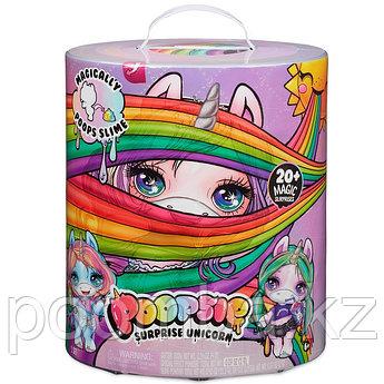 Poopsie Surprise Unicorn Радужный Единорог Фиолетовый