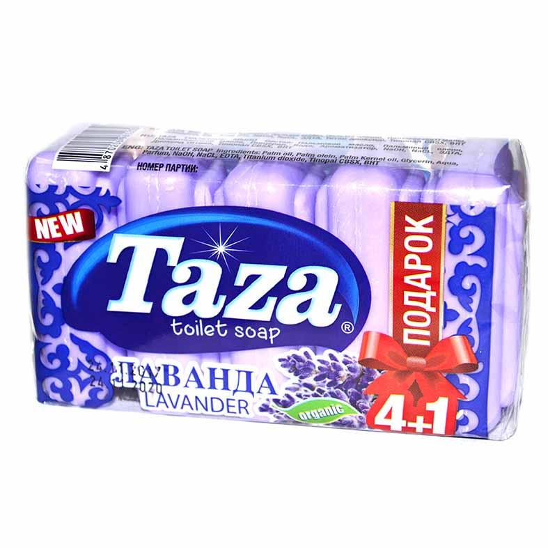 Мыло туалетное Taza 5 в 1
