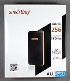 256 ГБ Внешний SSD Smartbuy S3 Drive [SB256GB-S3DB-18SU30], фото 2