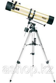 """Телескоп рефлекторный Tasco Luminova Equatorial, Фокусное растояние: 900 мм, Диаметр зеркала: 114 мм (4,5""""), У"""