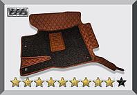 3D Коврики в салон Lexus LX470 1998-2007 Терракот