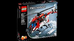 42092 Lego Technic Спасательный вертолёт, Лего Техник