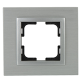 Style Aluminium Серебряная, Бронзовая, Титановая Рамка 1-Я