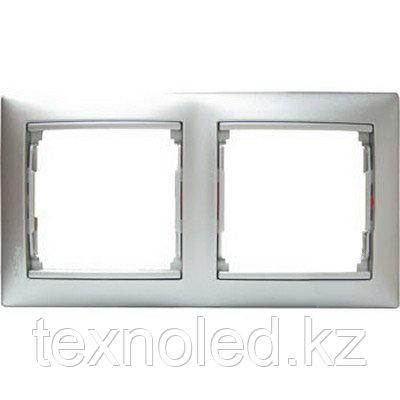 Style Aluminium Серебряная, Бронзовая, Титановая Рамка 2-Я, фото 2