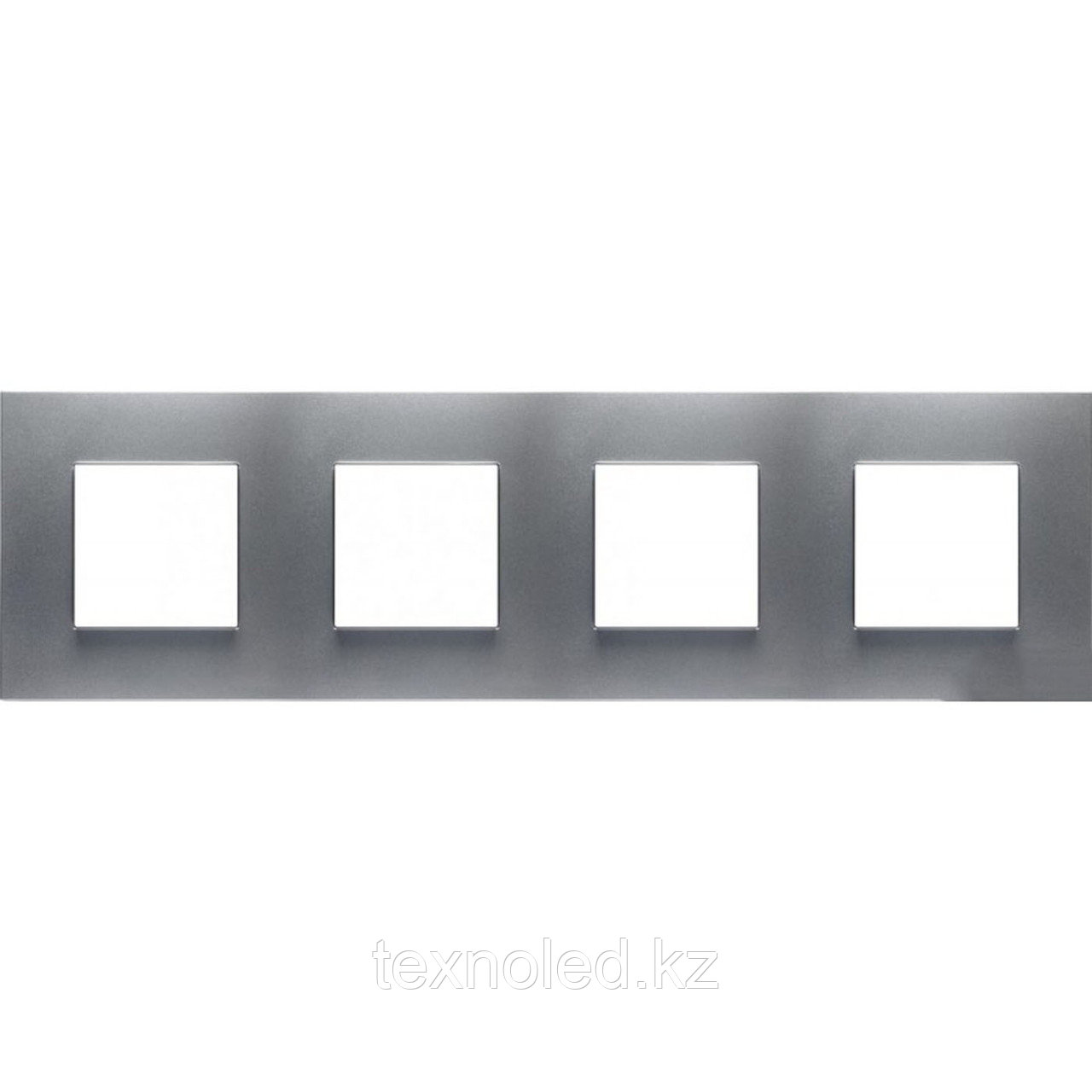 Style Aluminium Серебряная, Бронзовая, Титановая Рамка 4-Я