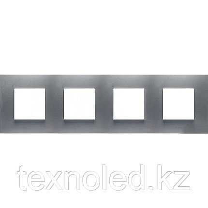 Style Aluminium Серебряная, Бронзовая, Титановая Рамка 4-Я, фото 2