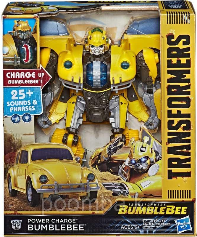 Transformers Заряженный Бамблби, 28 см