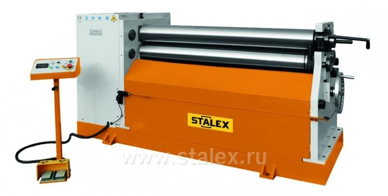 Станок вальцовочный гидравлический STALEX  HER-1300x6.5