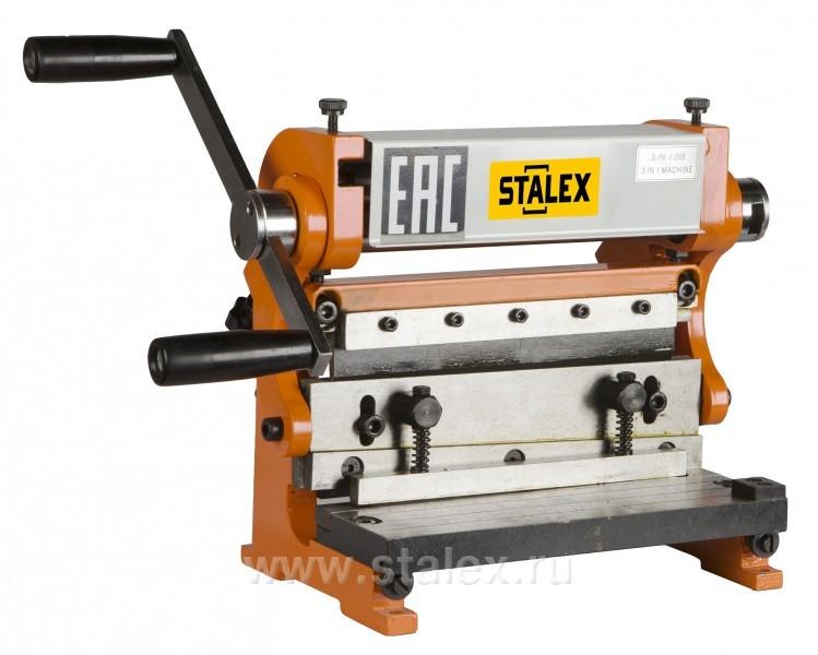 Станок комбинированные ручные STALEX  3-in-1/305x1