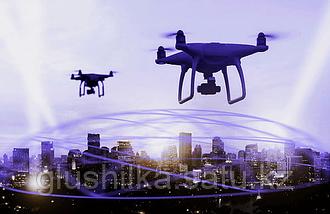 """Глушилка дронов """"KVS ANTIDRON-H"""" 65W, до 1200 метров, фото 3"""