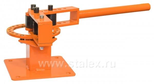 Ручной профилегиб STALEX  YР-9