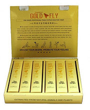 GOLD FLY (Шпанская Мушка) - женский возбудитель.
