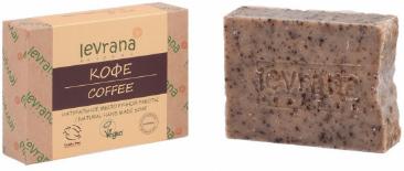 Мыло натуральное ручной работы «Кофе»