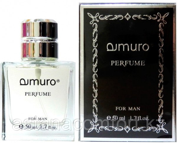 Парфюмерная вода для мужчин Amuro 505 Oriental - Fougere Patchouli Dzintars