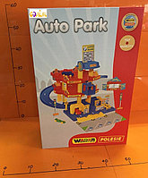 Игровой набор Парковка большая AUTO PARK, Polesie