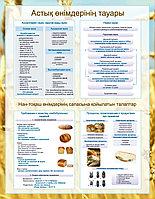 Зерно, мука, хлебобулочные изделия, фото 1