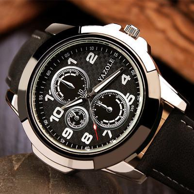 Классические часы Yazole 350