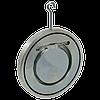 Клапан обратный межфланцевый 125