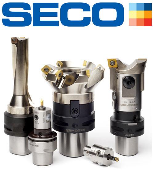 Режущий и вспомогательный инструменты SECO (Швеция)