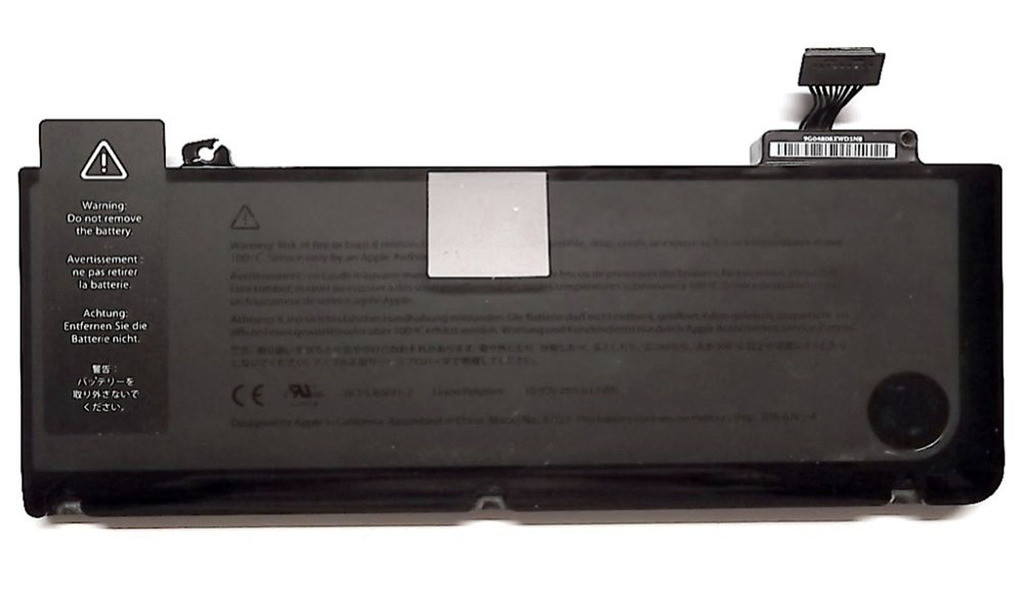 Аккумулятор для ноутбука Apple Macbook Pro 13 A1322, A1278 (10.95V 6350 mAh) Original