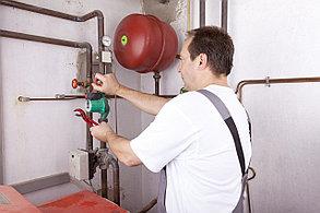 Обслуживание систем теплоснабжения здания
