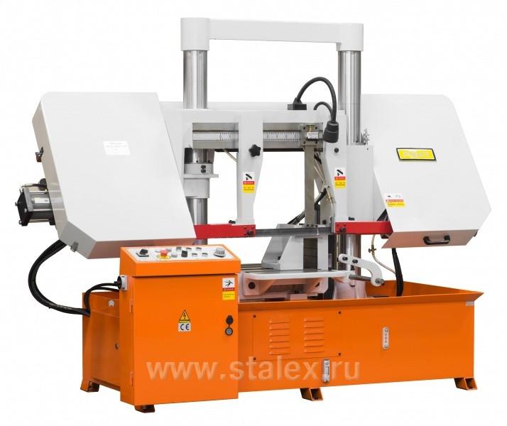 Станок полуавтоматический двухколонный Stalex TGK-4240