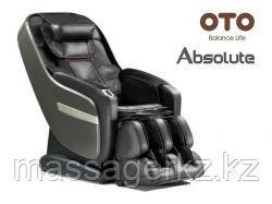 Новинка Массажное кресло OTO Absolute AB-02 Charcoal ПРЕДЗАКАЗ