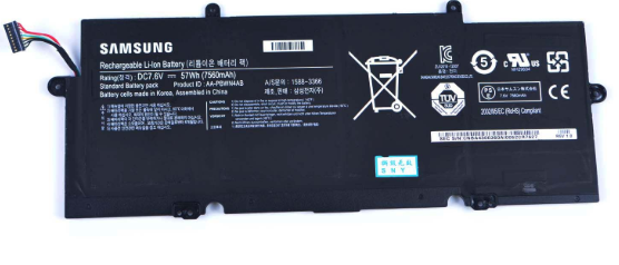 Аккумулятор для ноутбука Samsung NP 530 U4E, AA-PBWN4AB (7.6V, 7560 mAh)