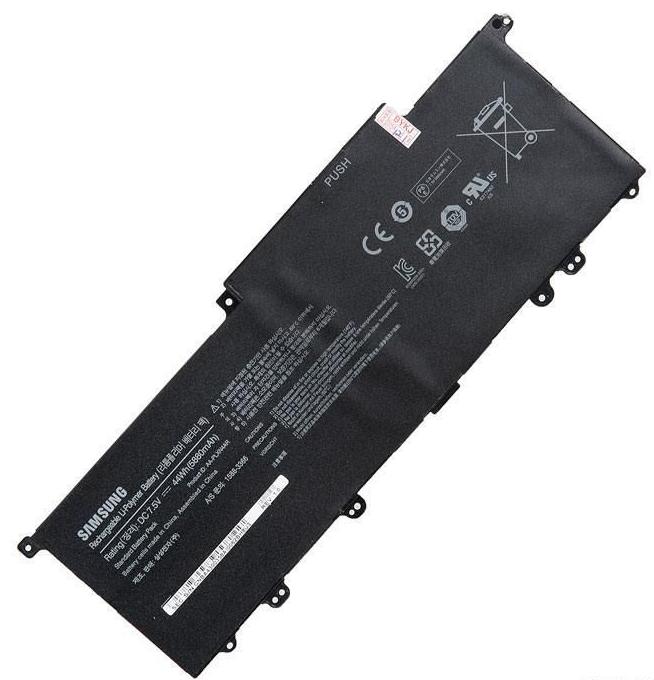 Аккумулятор для ноутбука Samsung 900X3C, AA-PBXN4AR (7.4V, 5200 mAh)