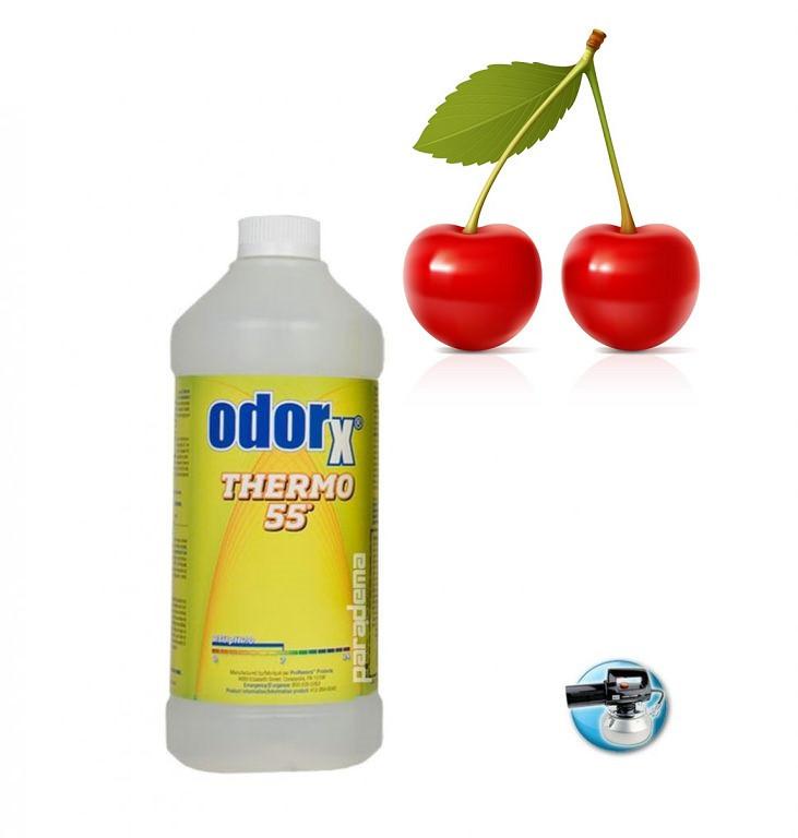 Жидкость для сухого тумана ODORx® Thermo-55™ из США Cherry (Вишня)
