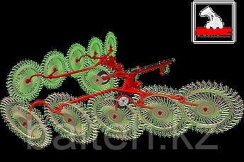 Грабли валковые колесно-пальцевые ГВКП-7.10 «BRAVO», фото 3