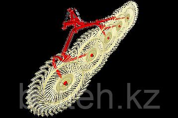 Грабли валковые навесные ГВН-3М и ГВН-4М, фото 2