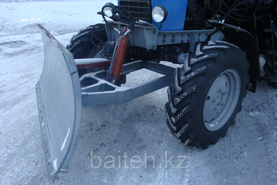 Отвал бульдозерный навесной поворотный ОБН-1П