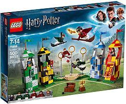 Lego Harry Potter Матч по квиддичу, Лего Гарри Поттер