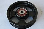 Шкив - натяжитель ремня генератора RAV4 ACA33, ACA38, фото 2