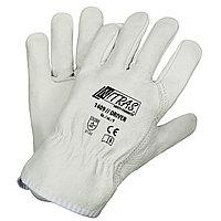 Перчатки кожаные зимние NITRAS DRIVER