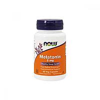 Мелатонин Now Foods 5 мг (60 капсул)