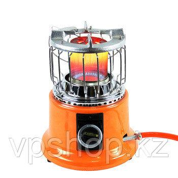 Многофункциональный портативный газовый обогреватель для отопления и приготовления пищи, доставка