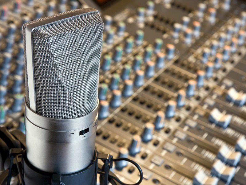 Звукозапись в студии