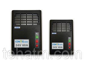 Contis mini, зарядное устройство для стационарных систем резервного питания