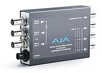 AJA D10CE конвертер SDI-аналог