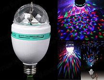 Лампочка светодиодная Full Color Rotating Lamp