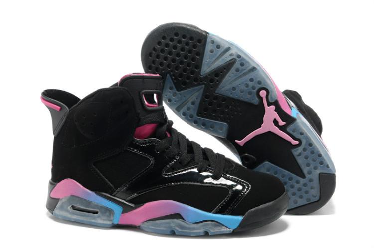 Баскетбольные кроссовки Nike Air Jordan 6 Retro Woman