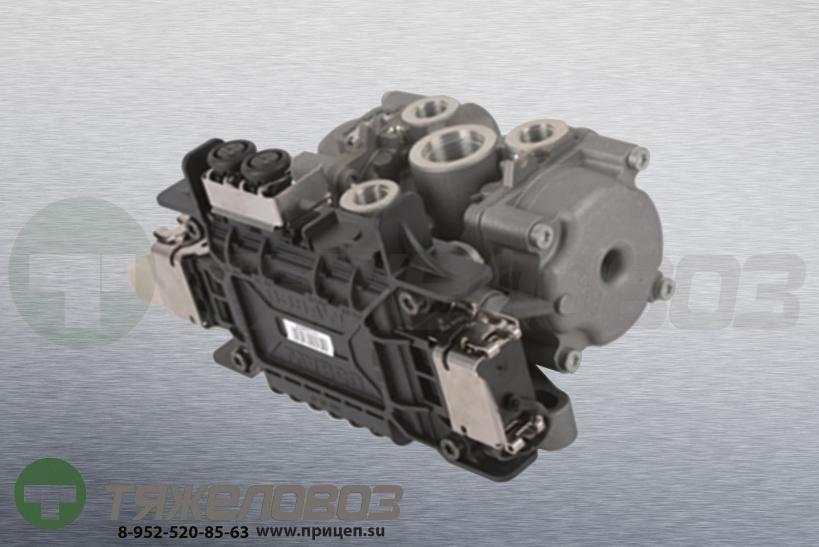 Блок управления ABS модулятор 2S/2M версия VCSII DAF,Scania,Fruehauf,Schmitz 4005000700