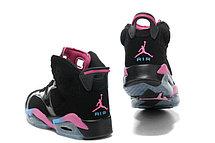 Баскетбольные кроссовки Nike Air Jordan 6 Retro Woman , фото 3